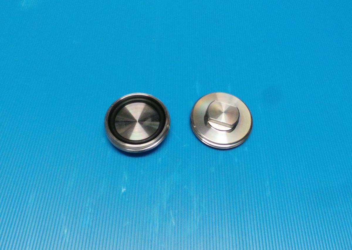 DN40 Set blind draadstuk RVS 316 (V4A) AISI316 DIN11851 EPDM - STP10490MEP40