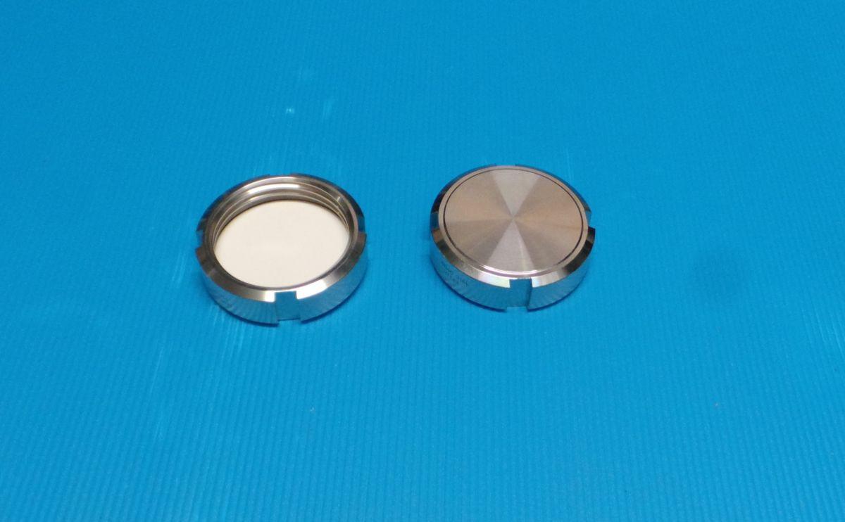 DN50 Set blind nut SS 316 (V4A) AISI316 DIN11851 EPDM - 10501STPLEP50