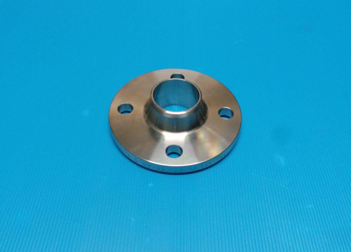 DN10/17.2 Welding-neck flange DIN2633 SS 316 (V4A) AISI316 - SET F11348WNDN10/17.2