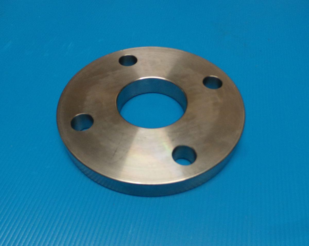 DN10/17.2 Vlakke lasflens DIN2576 RVS 316 (V4A) AISI316 - SET F11362SODN10/17.2