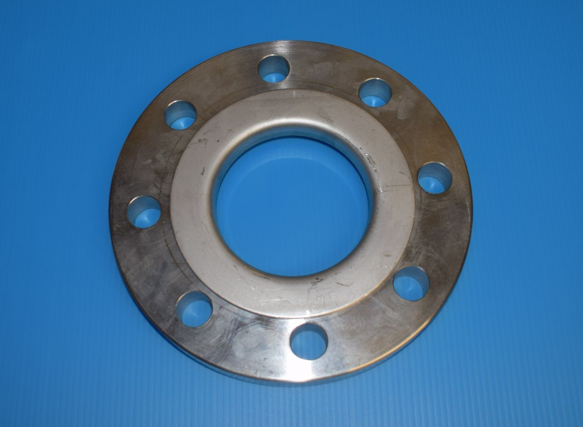 DN100/114.3 Losse overschuifflens DIN2642 RVS 316 (V4A) AISI316 - SET F11402LJDN100/114.3